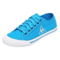 Le Coq Sportif Deauville 1411274 Sneakers Blue Women Shoes *Sz 7(USA W) 38(EUR)