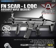 Academy FN SCAR-L CQC Rifle Black Airsoft BB Toy