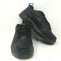 NEW! Men's Nike Air Monarch IV (4E)- US Sizes 9.5-13, Black or White 416355
