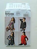 Butterick 5925 Misses Top Sewing Pattern Size Lrg-Xxl OOP UNCUT Katherine Tilton