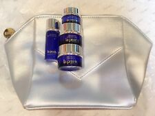 La Prairie 5pc Skin Caviar Set: Luxe Eye Lift Cream Essence-in-Lotion Sleep Mask