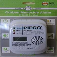 Carbon Monoxide Detector - Wall Mount kit Supplied - Alarm