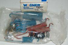 Rear Drum Brake Hardware Kit Wagner F98457  H7055