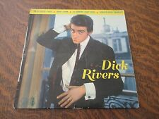 45 tours DICK RIVERS on a juste l'age