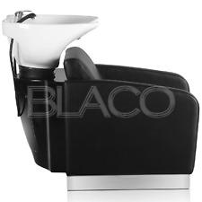 Poltrona Lavatesta Parrucchiere Elegance - Black