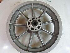 "Harley Rear Aluminum Mag Wheel Rim Hub OEM 16 x 3.0 3/4"" Axle"