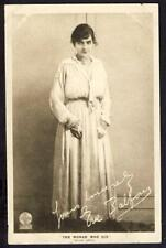 London Unposted Collectable Actress Postcards