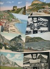 More details for gibraltar collection x30 c1900/50s ppcs picture postcards