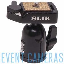 Slik SBH-120DQ Compact Ball Head - w/Quick Release    MPN: 618-325