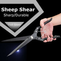 Sheep Shears Shearing Hand Shears Clipper Scissors Cutters Alpaca Wool 30CM