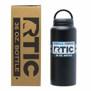 RTIC 432 Double Wall Vacuum Insulated Bottle 32 oz Stainless Steel