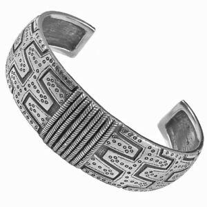 Replikat 925 Silber massive WIKINGER-ARMSPANGE GOTLAND Silber Hortfund 67,5g