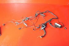 BMW E82 128 135 Front Left Driver Xenon Headlight Harness Wires Plugs Oem