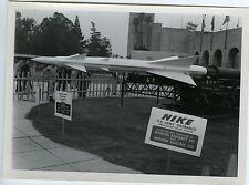 PHOTO Douglas Aircraft Compagny Missile Nike