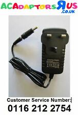 UK Plug 6V 3.5A AC-DC Switching Adaptor Power Supply Charger 4mm x 1.7mm 4x1.7