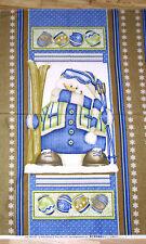 "Snow Much Fun Snowman Christmas Winter FLANNEL Fabric 23"" Panel   #5897F"