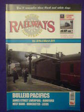 BRITISH RAILWAYS ILLUSTRATED - March 2011 vol 20 #6