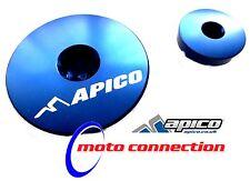 APICO BLUE ANODIZED ENGINE PLUG SET  SUZUKI RMZ450 05-13  EP-007 BLUE