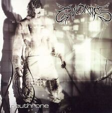 Neuthrone * by Crionics   (NEW SEALED CD) METAL