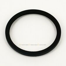 52mm-49mm 52-49 mm Step Down Filter Ring Adapter Black