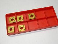 5 new SANDVIK Coromant SNMG 543-MR Grade 4015 Carbide Inserts SNMG150612-MR