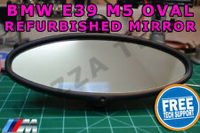 Genuine BMW E39 M5 Oval Rear View Complete Mirror Auto-Dimming Glass REFURBISHED
