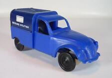 Sesame France Blech/Plastik Citroen 2 CV Lieferwagen Secours Schwungrad #1018