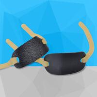 2 Stk Schleuder Latex Gummi PU-Leder Gummiband steinschleuder Ersatzgummi Zwille