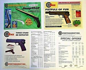 Vintage Air Gun Shooting Advert Memorabilia Advertising Collectable