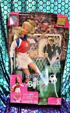 Barbie soccer 1998 dmg box