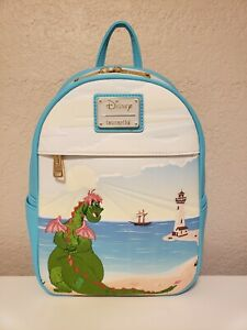Loungefly Pete's Dragon Mini Backpack