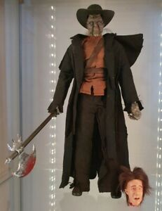 Jeepers Creepers Figure 1 : 6 scale by majestic studios Rare