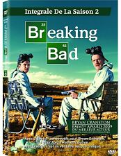 """DVD """"Breaking Bad  Saison 2"""" - Coffret DVD - NEUF SOUS BLISTER"""
