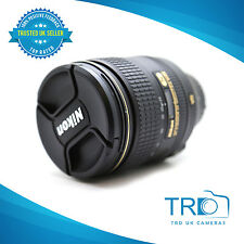 Nikon Nikkor AF-S 24-120mm F/4 G ED VR Lens  + One Year Warranty