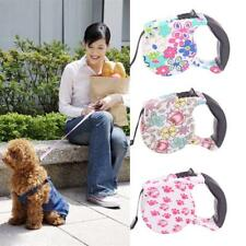 5m Automatic Retractable Pet Dog/Cat Puppy Traction Rope Walking Lead Leash ss
