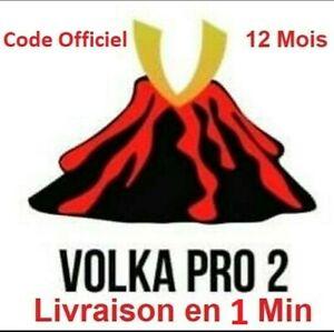 VOLKA PRO 2 🔥 OFFICEL CODE 🔥 Android✔️IOS✔️MAG✔️Box TV🔥12 Mois Envoi 1Min