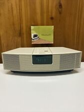 New listing Bose Wave Radio Awr1-1W Working-Excellent Shape Very Clean Platinum White
