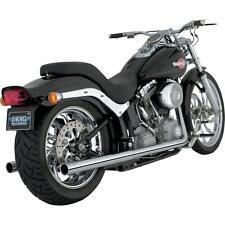 Vance & Hines Exhaust True Dual Harley Softail 12-15 - 16893