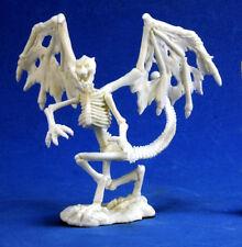 1 x DEMON D'OS- BONES REAPER figurine miniature jdr d&d bone devil undead 77325