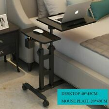 Portable Laptop Desk Foldable Computer Table Rotating Bed Standing Desk 64 X40cm