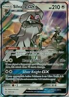 Silvally GX Cosmic Eclipse - ULTRA RARE 184/236 Pokemon Card NM/MT