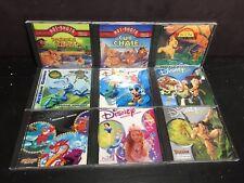 Disney PC Games Lot Of 9 Brand New