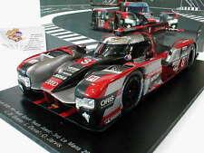 Spark 18S267 - Audi R18 E-Tron Quattro No.8 3rd 24h LeMans 2016 Duval 1:18