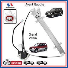 Léve Vitre Electrique avec Moteur Avant Gauche Suzuki Grand Vitara = 8340265D10