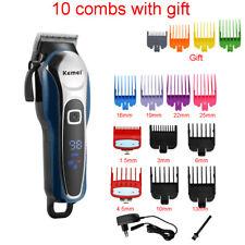 Kemei Hair Trimmer Professional Hair Clipper for Men Hair Shaving Machine Razor