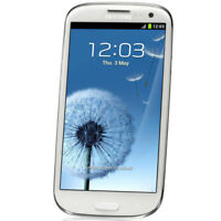 Samsung Galaxy S3 16GB Phone White - WiFi 4G LTE CDMA BT GPS NFC 2GB FreedomPop