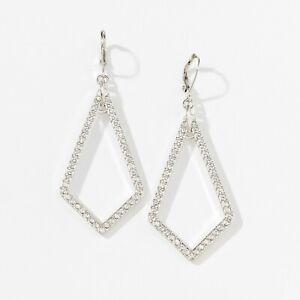Touchstone Crystal by Swarovski Opening Night Crystal Earrings