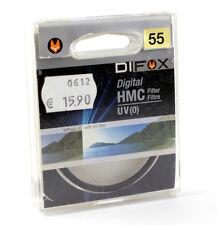 DIFOX Sperrfilter FILTER UV (0) HMC DIGITAL 55mm M55 Schraubfassung (O4077