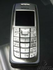 Used & Untested - Nokia* Model 3120 RH-50 (Silver) For Parts or Repairs Only