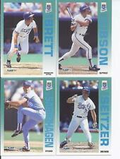 1992 Fleer Kansas City Royals Team Set